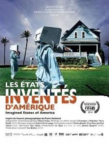 Poster LES ÉTATS INVENTÉS D'AMÉRIQUE